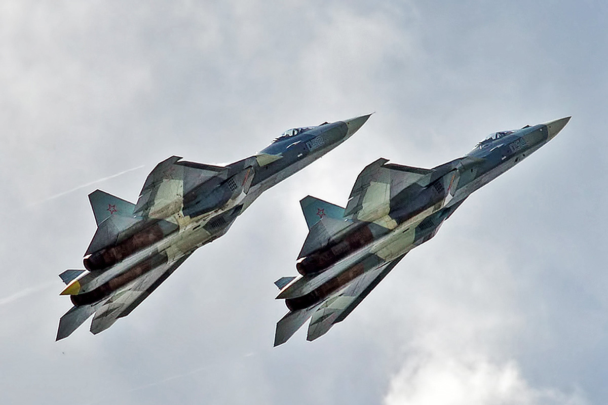 Russia sent new Sukhoi Su-57 fighter to Syria - Airway1 com