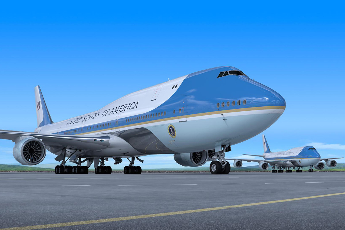Trump Gets Discount On The Purchase Of The New Air Force One Airway