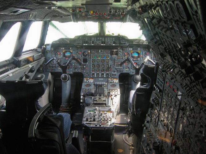 Concorde cockpit (Christian Kath/Creative Commons)