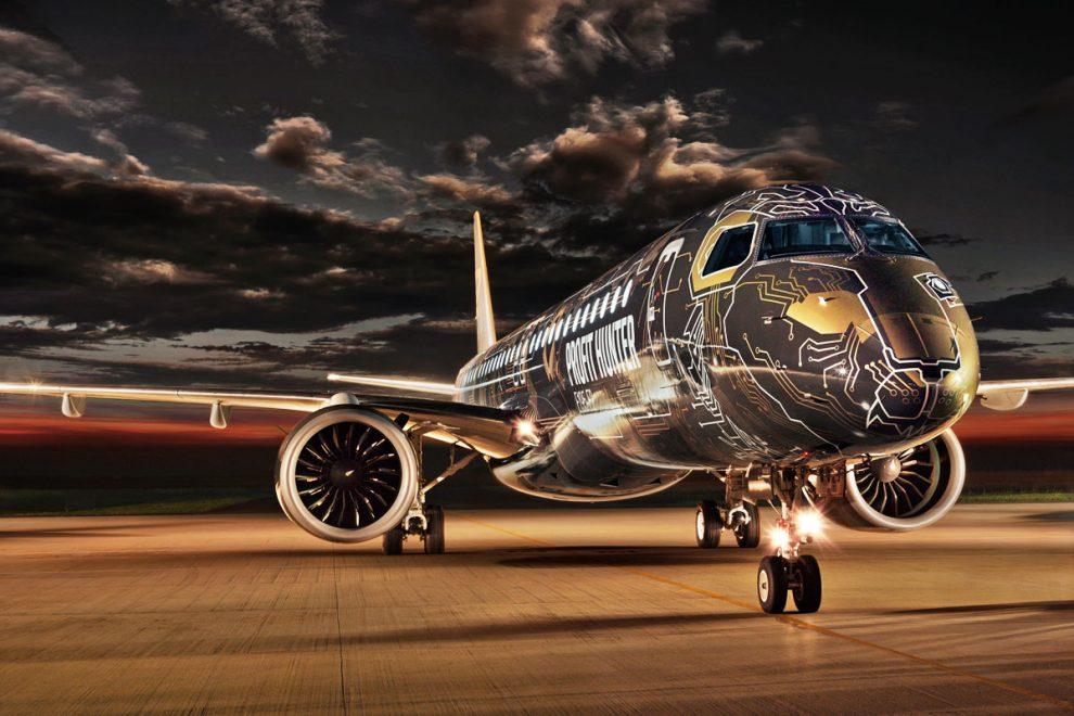 Resultado de imagen para tour Embraer E195-E2 China