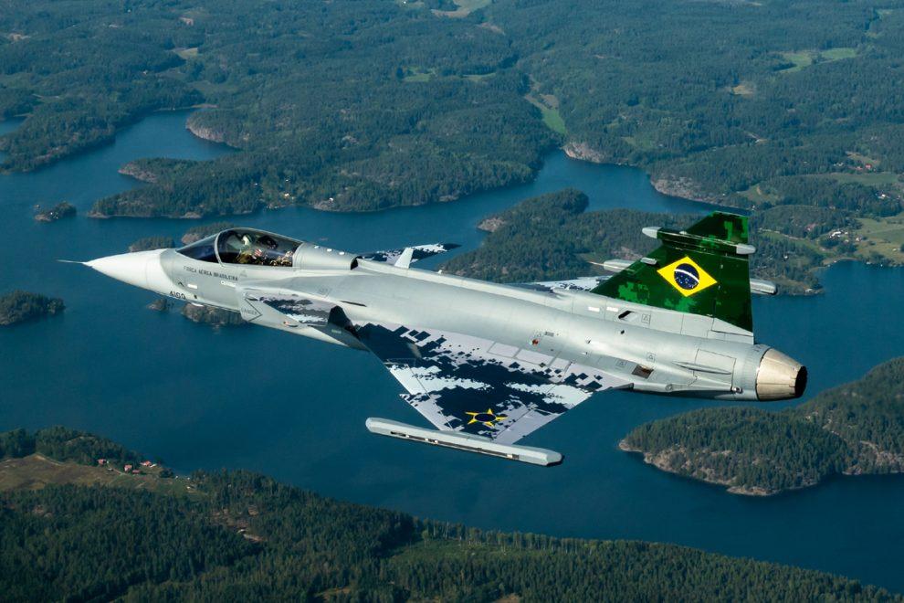 Brazilian Gripen E fighter completes first flight - Airway1 com